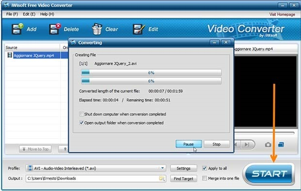 conversione-video-iwisoft-freee-video-converter