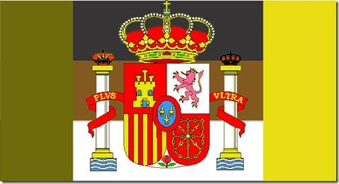 Figura 2. Bandera Panhispanica