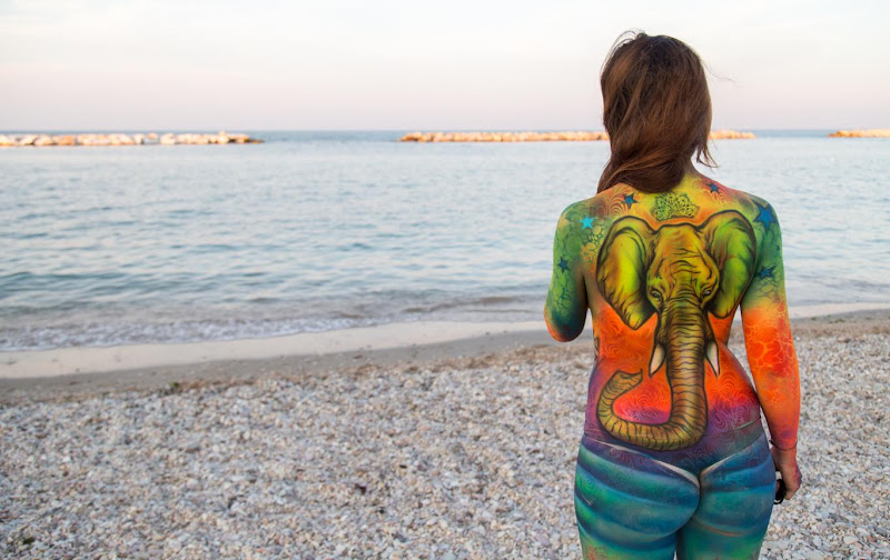 IMG_5124 Color Sea Festival Bodypainting 2018