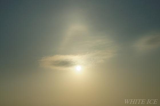 elliptical halo ?