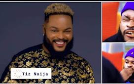 BBNaija: Reactions as White Money devoured the bones in his Food leaving no stone unturned | Tiz Naija
