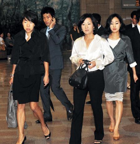 길용우 아들 현대 정성이 고문 장녀와 결혼