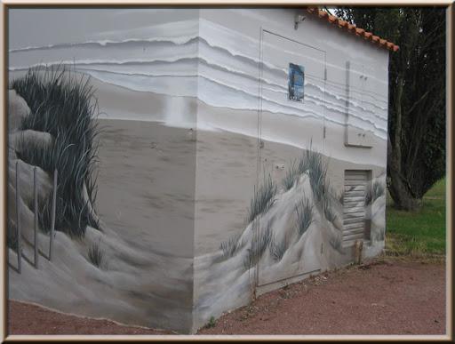 peinture de rue transfo 3