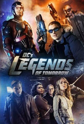 Legends of Tomorrow Season 1 -  Những Huyền Thoại Của Tương Lai