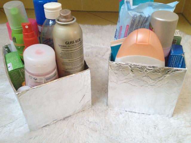 Quick Tip / DIY| Aufbewahrung Im Bad