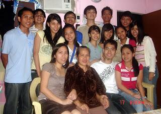 February 17: Ace Diaz' Residence (Mandaluyong City)
