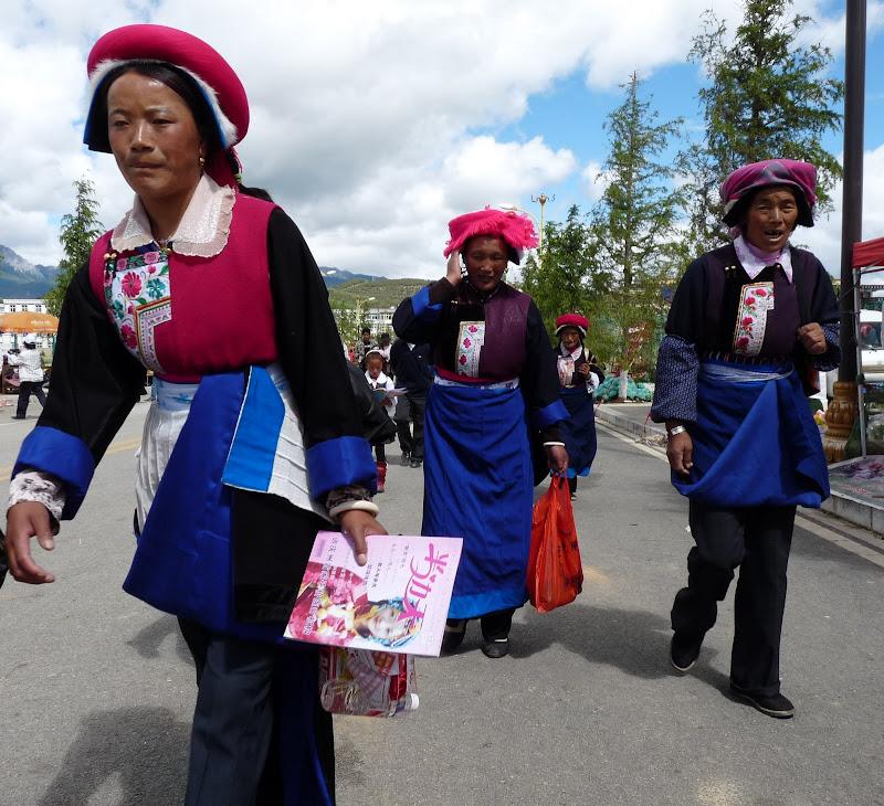 Chine. Yunnan.Shangri la Course hippique annuelle - P1250765.JPG