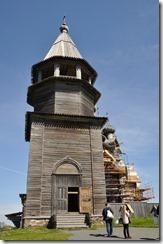 6 kiji le clocher