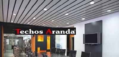 Profesionales empresa techos aluminio Madrid