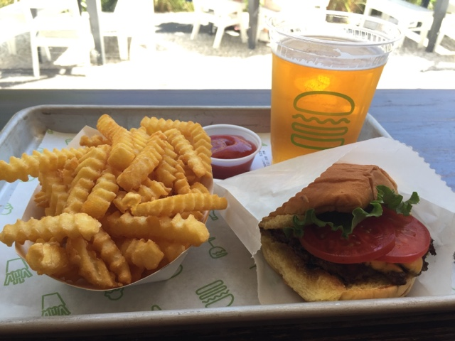 Shake Shack Miami Beach