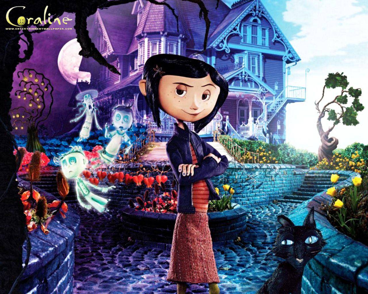 Cerita Film Coraline