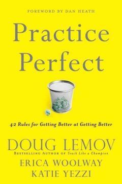 練習,是為了更完美Practice Perfect讀書心得