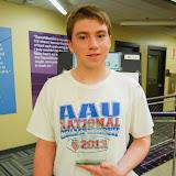 BU 19: 3rd place - Sam Hitt (Milton, MA)