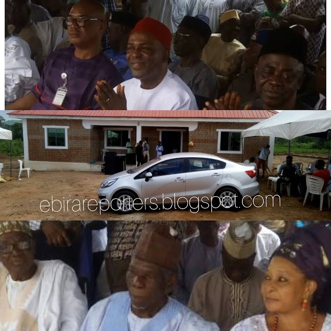 Minister of Science and Technology Revisits Adavi Herbalist, Fulfils Promises