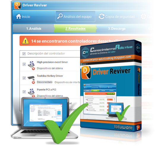 Driver Reviver 5.2.0.22