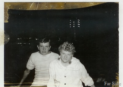 Billy Grover and Margaret