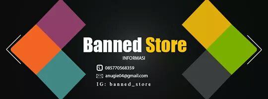 Banned Store toko online Jual fashion Wanita dan Pria dari karawang