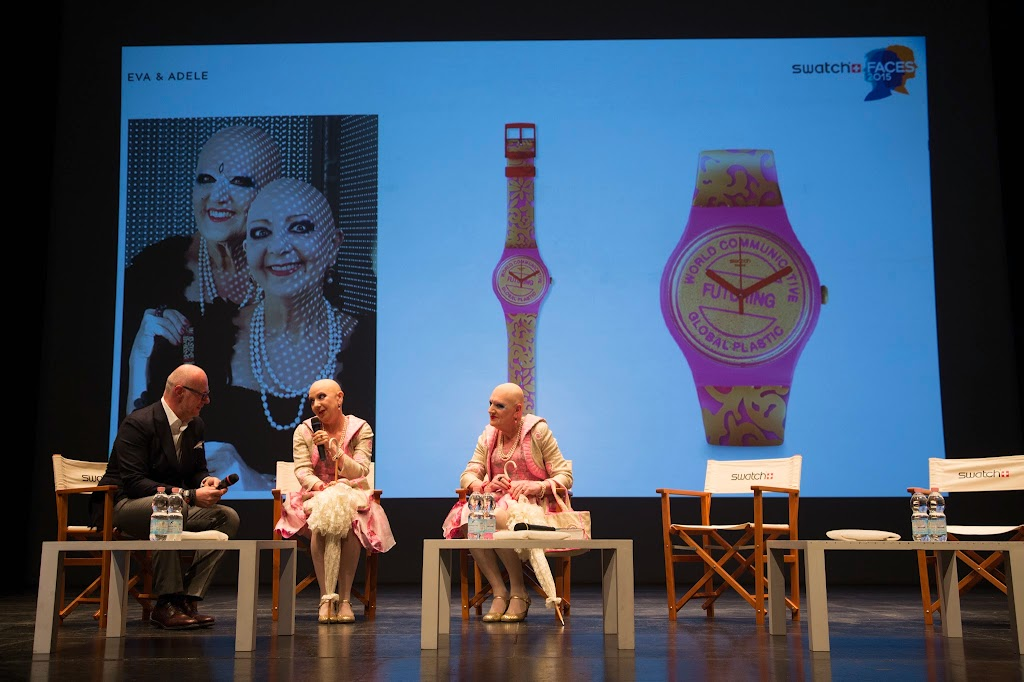 Swatch Faces 2015 - Press Conference