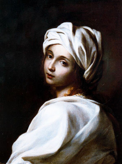 Guido Reni - Portrait of Beatrice Cenci