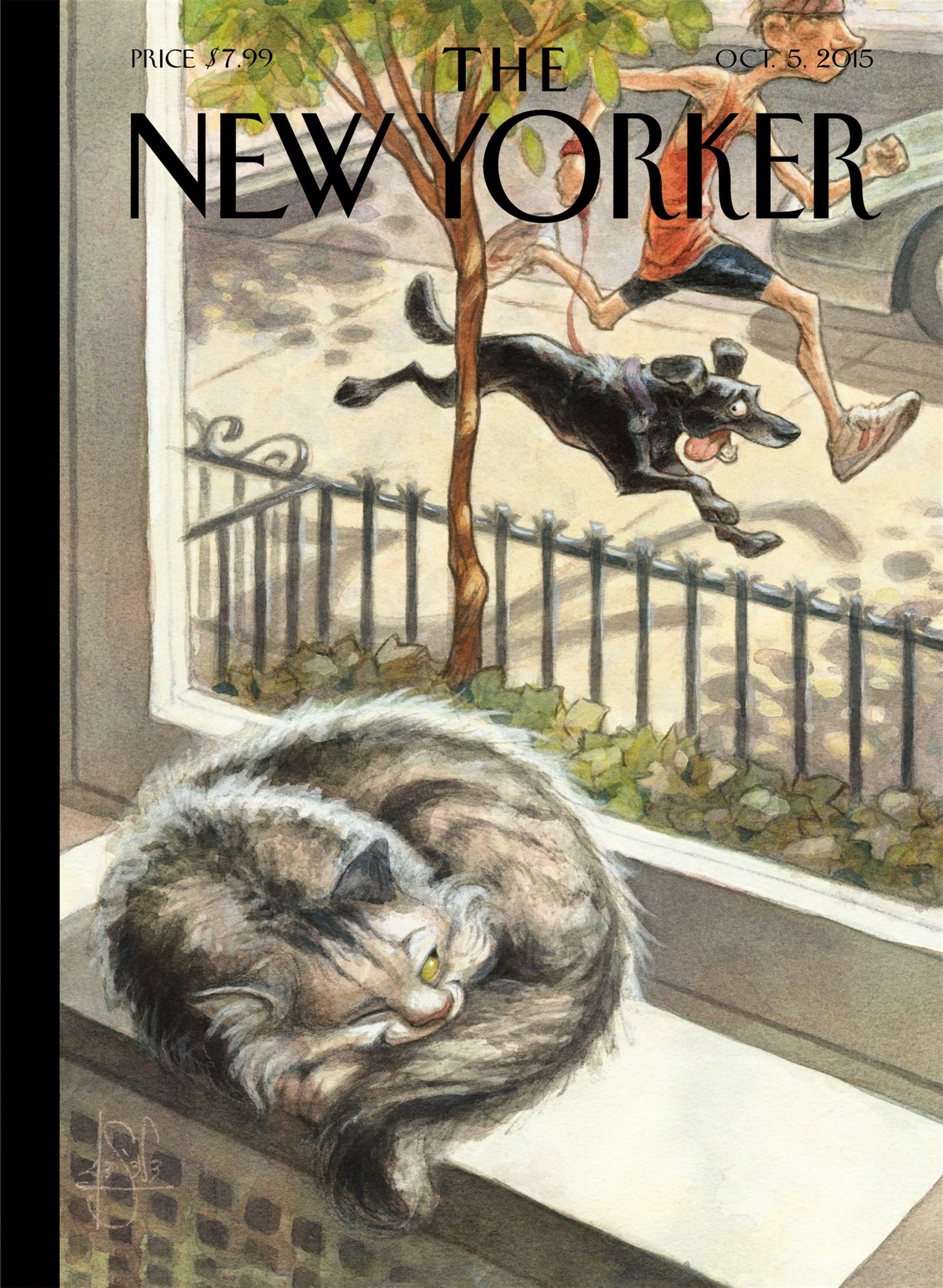 New Yorker Online De