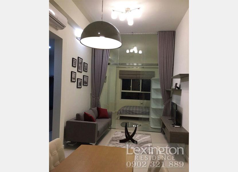 phòng khách căn hộ lexington 0902321889