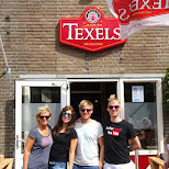 the famous Texels Brewery in Texel, Noord Holland, Netherlands