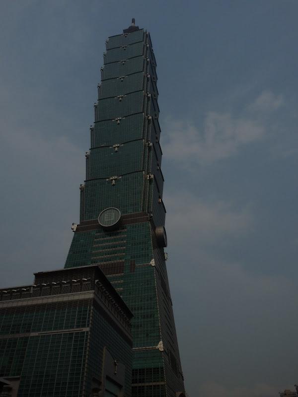 TAIWAN . Taipei De Shandao Temple jusqu à T 101 à pied... - P1160355.JPG