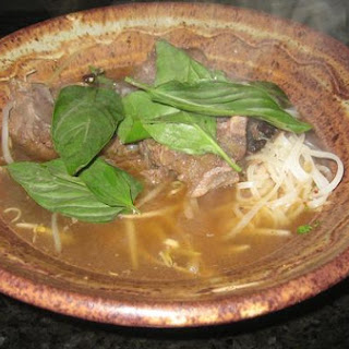 Thai Beef Noodle Soup