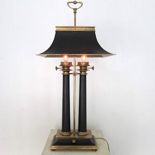 Chapman Brass Table Lamp
