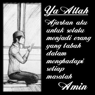 dp islami keren doa