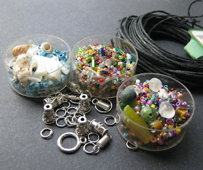 Ways to Use Leftover Beads