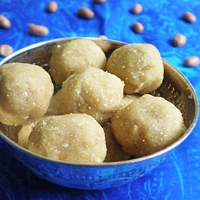 Peanut Ladoos