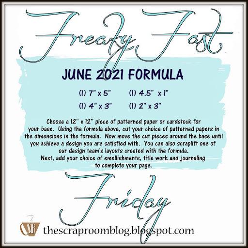 June Freaky Fast Friday Formula Challenge