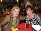 Marjorie Laughlin and Marjean Nelson.