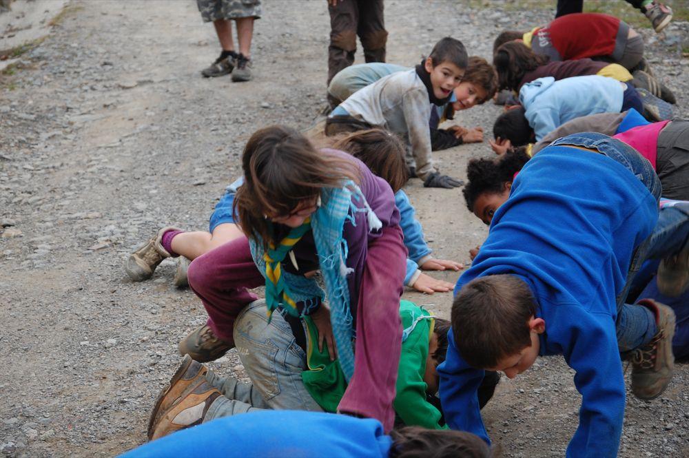 Sortida Castors i Llops a la Roca del Secut 2010 - DSC_0795.JPG