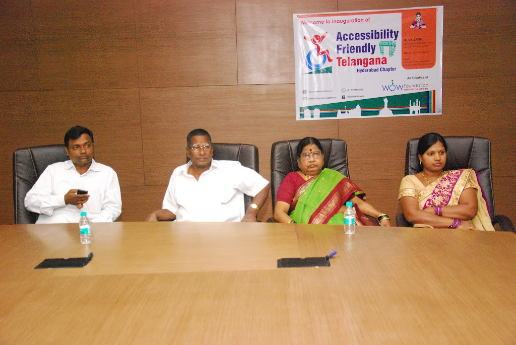 Launching of Accessibility Friendly Telangana, Hyderabad Chapter - DSC_1181.JPG