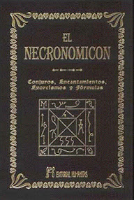 Cover of Aleister Crowley's Book The Necronomicon