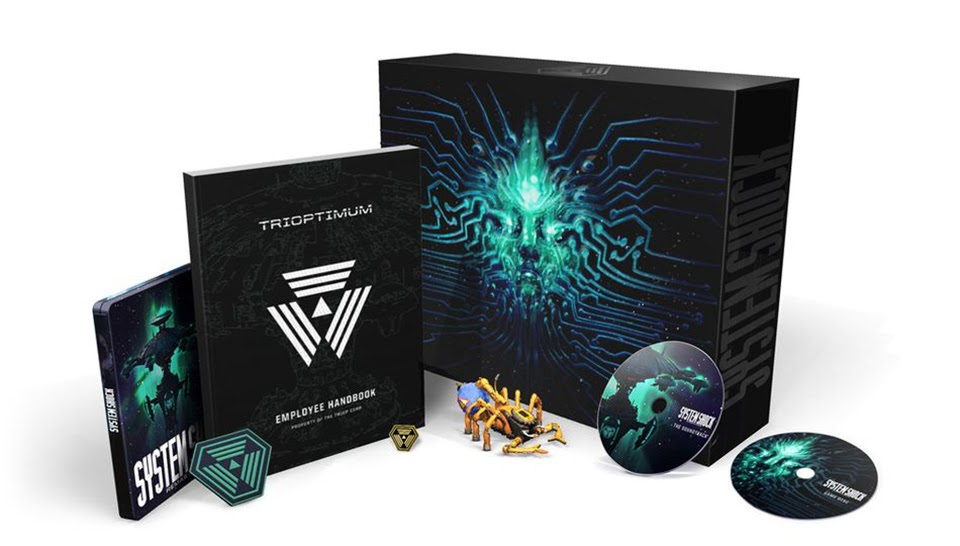 Night Dive Studios đang gây quỹ chiếc laptop mang phong cách tựa game System Shock Remastered