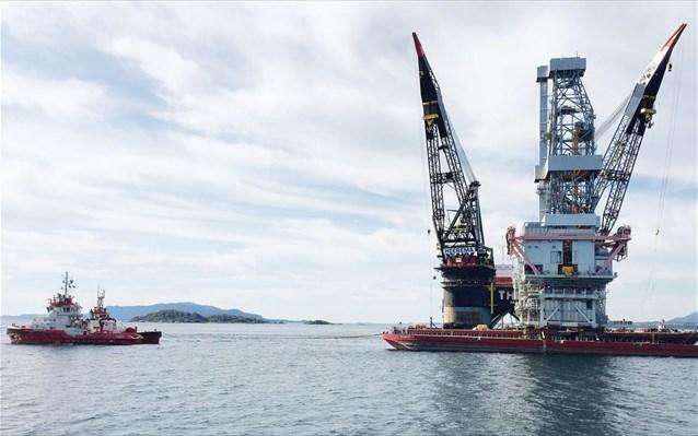 Energean: Με 75% πλέον στη Block 2 στο Ιόνιο Πέλαγος