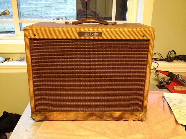 A Thread Of Tweed Amp Based Rigs Could We Get A Thread