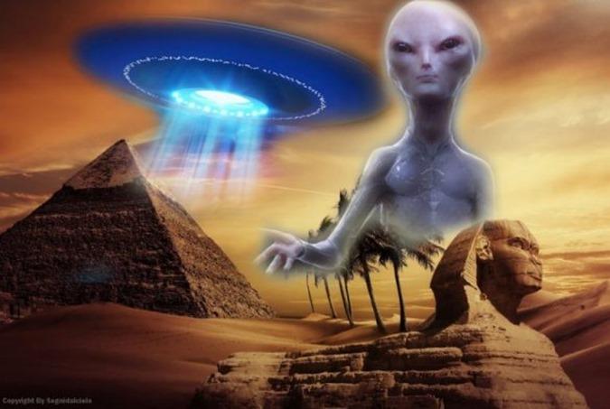 Tecnologia alienígena ou ancestrais humanos altamente evoluídos 04