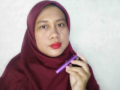 Lipstik mirabella colorfix shade 68