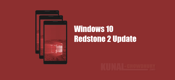 Should I still stay as part of the Windows Insiders program, while Microsoft plans for Redstone 2 for fast ring (www.kunal-chowdhury.com)