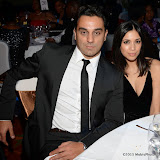 OIC - ENTSIMAGES.COM - Pasha Bocarie and Fiona Wade at the 11th Annual Screen Nation Film & Television Awards in London 15th February 2015 Photo Mobis Photos/OIC 0203 174 1069