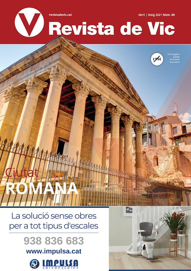Revista de Vic número 80 - Ciutat Romana