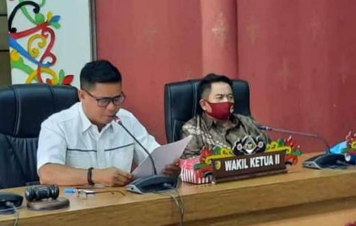 Gubernur Sudah Tetapkan Raperda APBD 2020 Kota Hasil Evaluasi