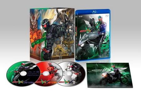 [MOVIES] 仮面ライダーW(ダブル) / Kamen Rider W