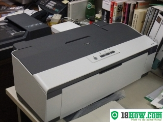 How to Reset Epson PX-1001 printing device – Reset flashing lights error