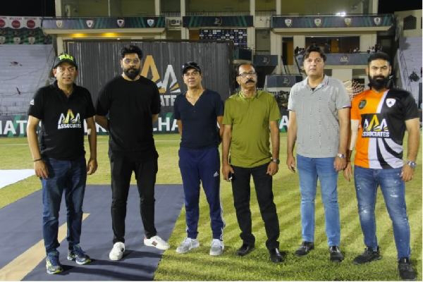 Markhor First Cricket Champions League started in Jinnah Stadium