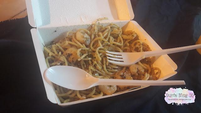 Layan Foodtruck di Wangsa Melawati